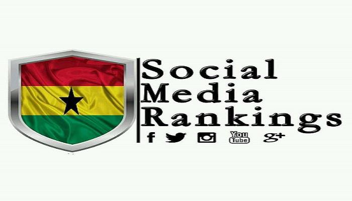 Ghana Social Media Rankings
