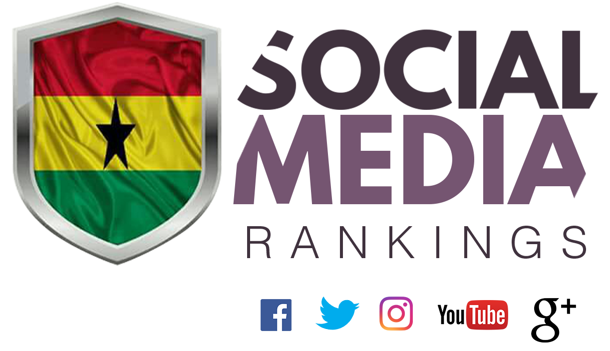 2016 Ghana Social Media Rankings Official Logo